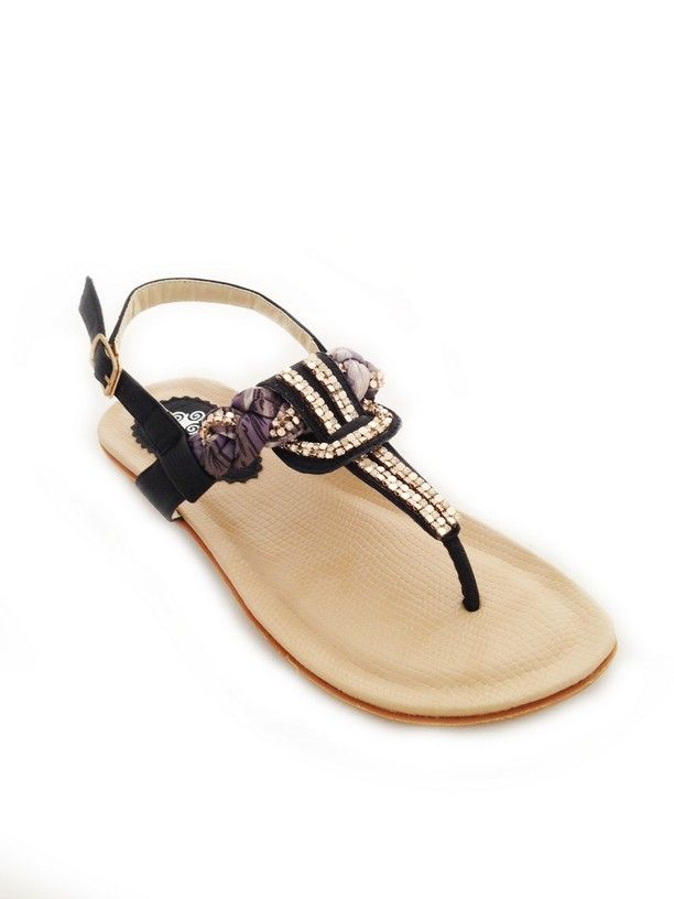 The wear with anything sandal, we had include black in this collection! #kmjshoes. Get yours at www.kmjshoes.com.au