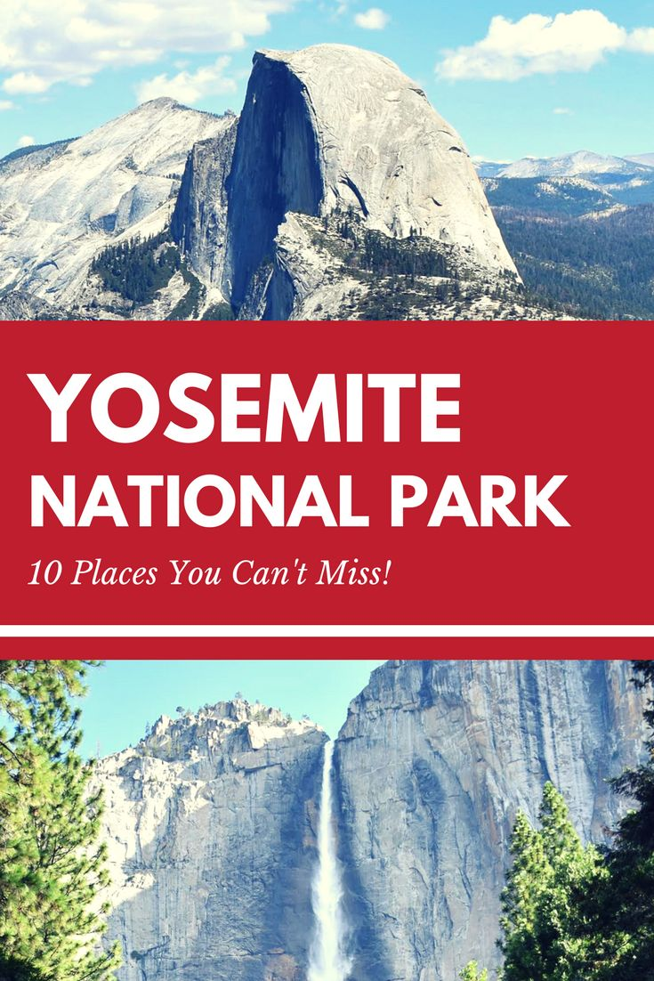 10 fun things to do at Yosemite National Park with kids | tipsforfamilytrips.com | #travel #vacationideas #nationalparks #findyourpark #California #tipsforfamilytrips #Yosemite