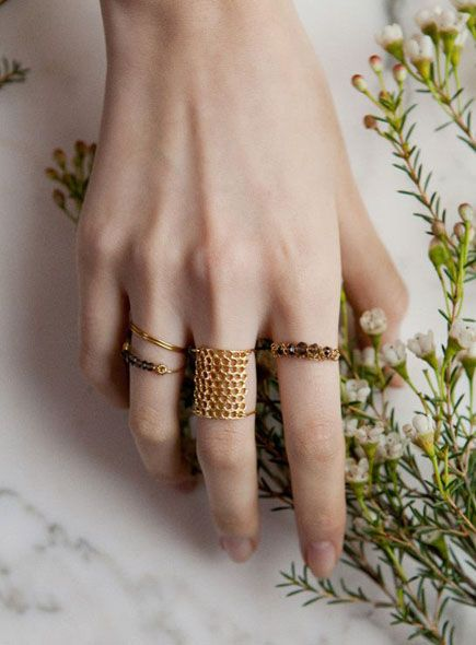 ❤ #accessories from ara Melchior x & Other Stories