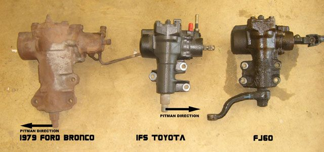 Ford Ranger Steering Box : Pirate forum attachments ford d