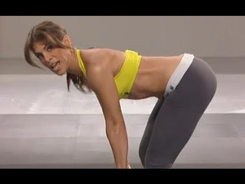 Celebrity Fitness - Jillian Michaels Killer Buns and Thighs; FEEL THE BURN