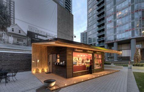 Arquitetura Fashion: Container e Arquitetura: Dupla Perfeita