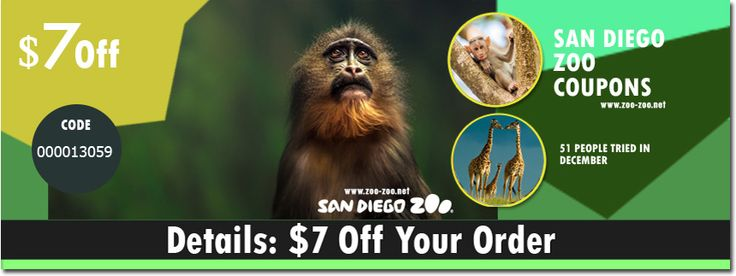 San diego discount coupons