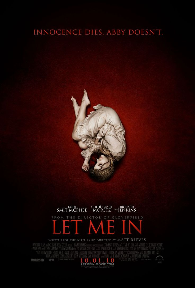 Let Me In - Review: Let Me In is the US remake version of the popular foreign vampire film Let the Right One In. This film… #Movies #Movie