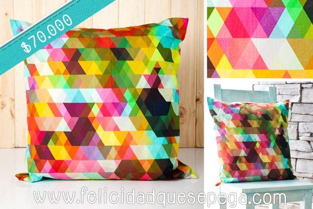 """Cojín """"Colors"""" de nuestra nueva colección"""