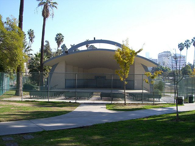 MacArthur Park Band Shell, 2005
