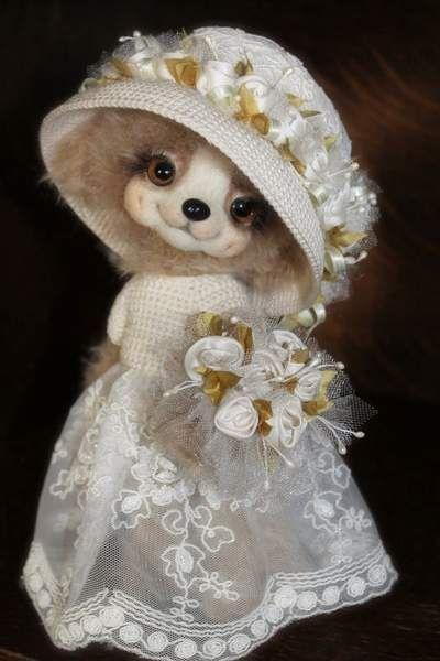 Bride By Sadovskaya Tatiana - Bear Pile