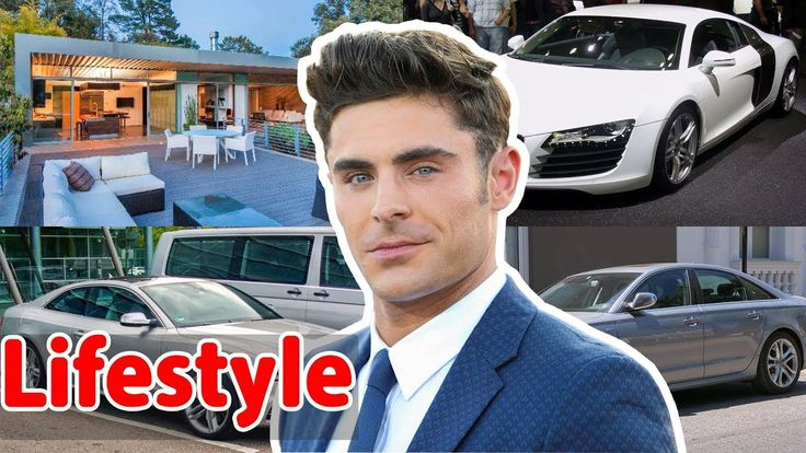 Zac Efron Net Worth | Lifestyle | House | Cars | Family | Biography 2018