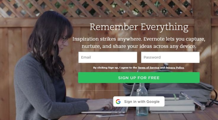 Evernote - Notes can be anything #Evernote #app