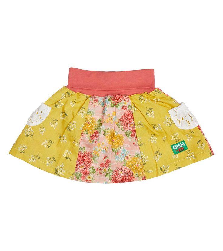 Lilacalicious Skirt, Oishi-m Clothing for kids, Summer  2017, www.oishi-m.com
