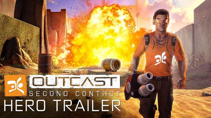 Outcast - Second Contact - Hero Trailer