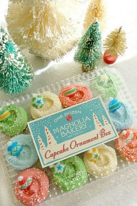 Merry Christmas from Magnolia Bakery