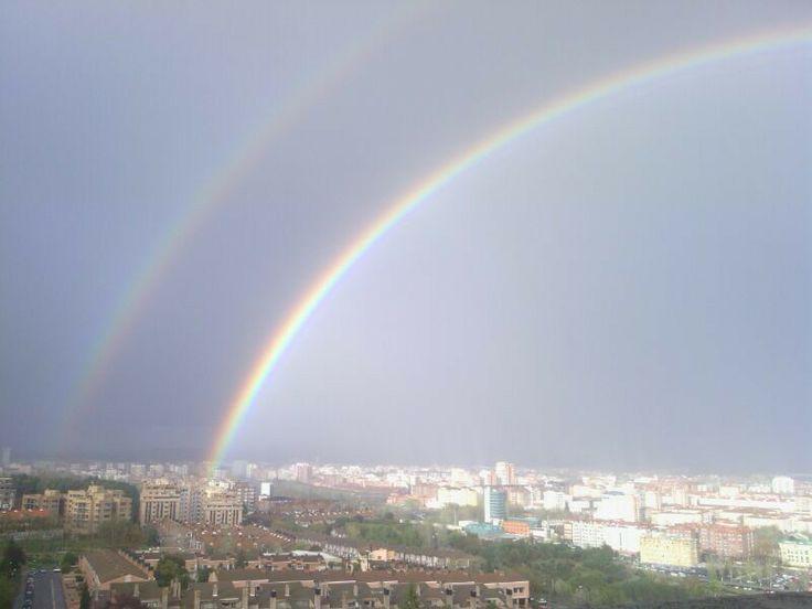 Arco iris  España