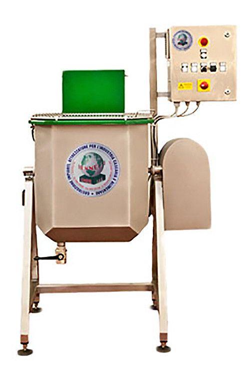 Impastatrice - Macchine per l' Industria Casearia - Alimentare