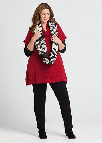 #Virtu Marlow Pullover #plussize #curvy