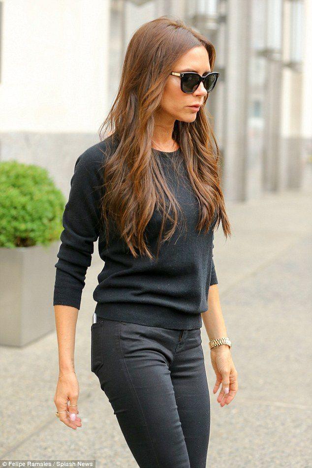 7fry7ov 634 951 Street Fashion Pinterest Victoria Beckham Beckham And Celebrity