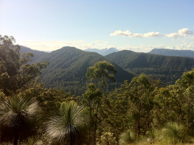 Sherwood lookout - North of Kyogle