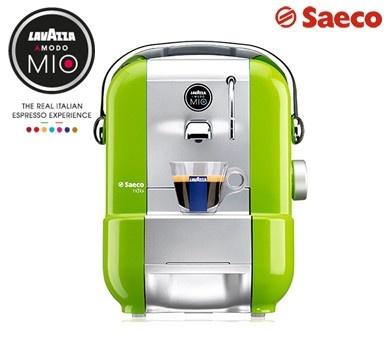Lavazza A Modo Mio Extra Espresso Machine - Green