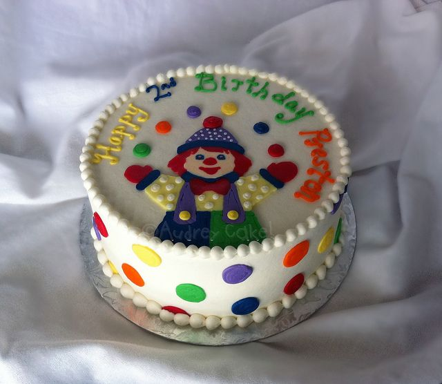17 Best Images About Fondant Gymbo On Pinterest Circus
