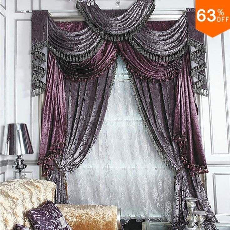 25+ best ideas about Silver grey curtains on Pinterest | Purple ...