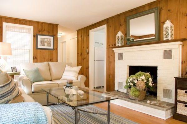 Cottage style living room sets