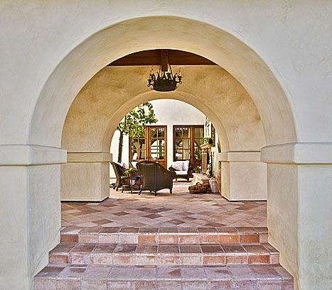 Santa Barbara Spanish Architecture