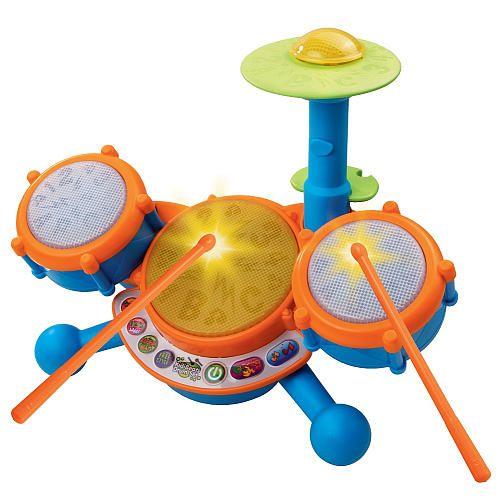 Vtech Kidibeats Learning Drum Set