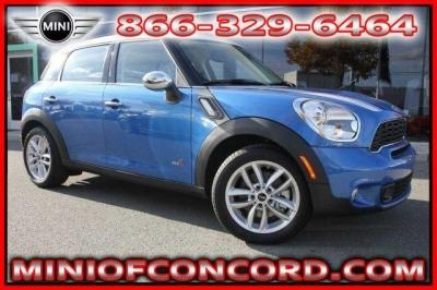2012 Cooper S Countryman ALL4 True Blue Metallic: Blue Metals, Countryman All4, Bays, 2012 All4, All4 Countryman, All4 True, 2012 Chilis, 2012 Cooper, 2012 Hardtop