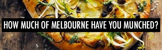 Eating options ~ 50 Meals You Should Have Eaten If You Live In Melbourne | The Urban List