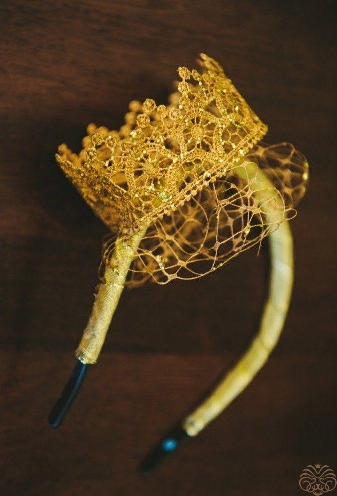Кружевные короны - Рукоделион