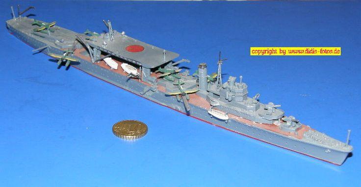"Jap. Seeflugzeug-Tender der Chitose-Klasse ""Chitose"" (Aoshima E88) 1:700"