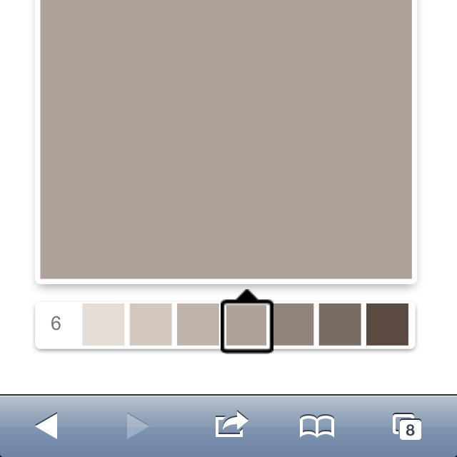 Painting The Same Shades Of Taupe As My Old House Angora