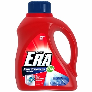 Laundry Detergent HE only (for front end loaders) - any brand will do