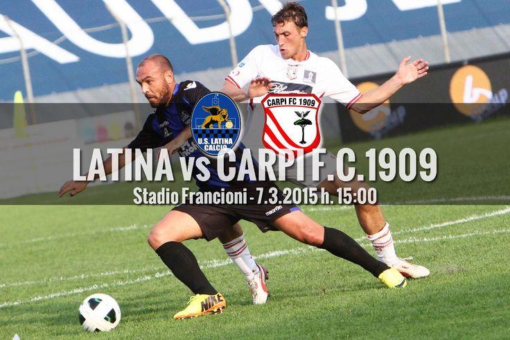 CARPI PRIMA VITTORIA IN TRASFERTA LATINA-CARPI 0-1 - CARPI FC 1909