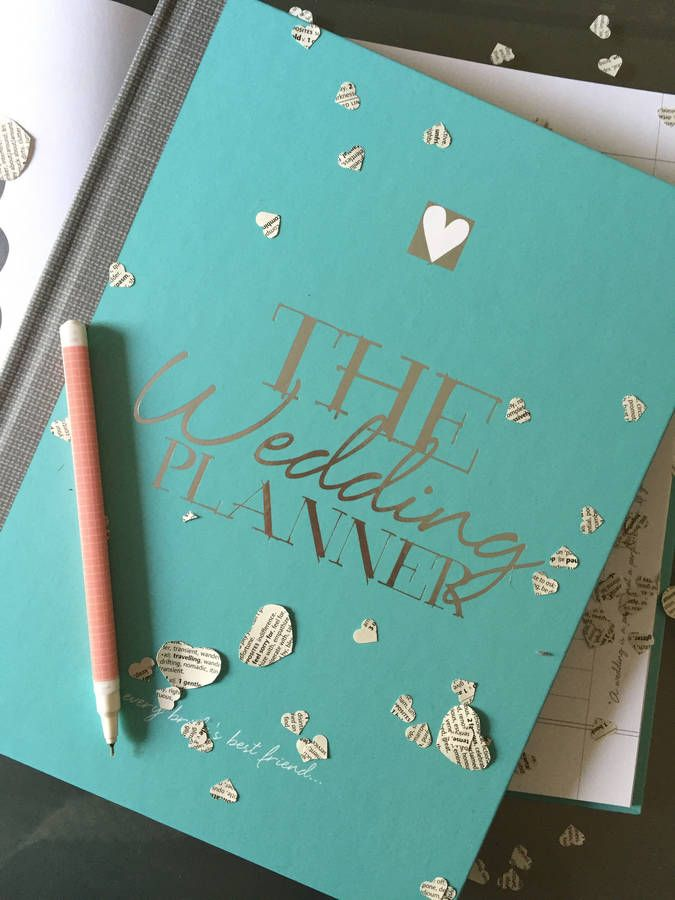 Limited Edition Wedding Planner