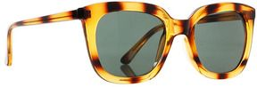 Quay Eyewear WIS_DM Sunglasses in Tiger Tort on shopstyle.com