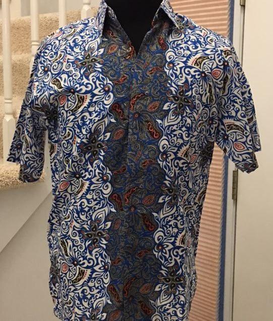 8 Best Batik Shirt For Men Images On Pinterest