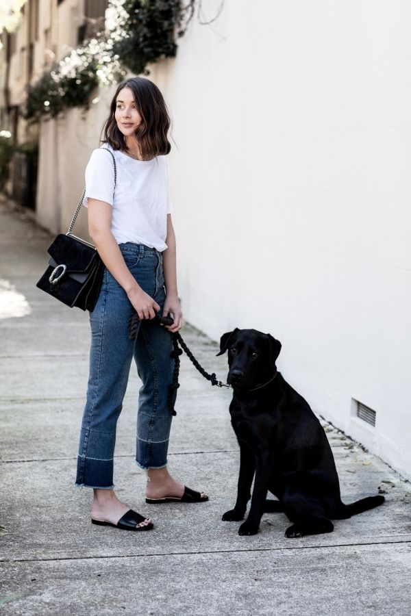 #bootcut #jeans #flares #denim #wardrobestaples #styling #style #personalstyling #elishacasagrande