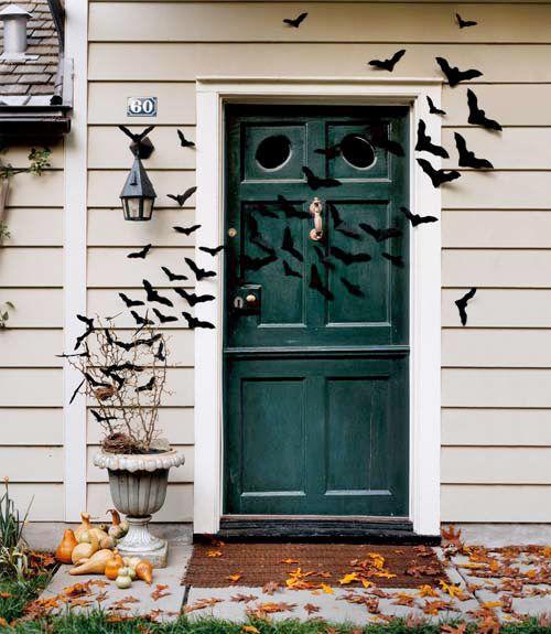 10 fantastiska halloween-dekorationer till trädgården - Sköna hem