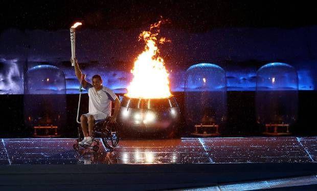 Cerimônia de abertura Jogos Paralímpicos Rio 2016 https://donaelegancia.wordpress.com/2016/09/08/cerimonia-de-abertura-jogos-paralimpicos-rio-2016/