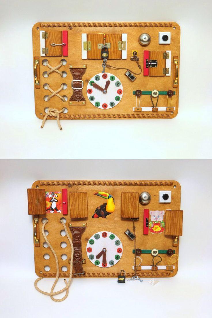 Occupato di bordo, bordo sensoriale, attività Commissione, bambino giocattolo di Montessori, bordo fermo educativo, giocattolo di legno, bene scheda motori, bambini regalo, 1 ° di LinearaHandMade su Etsy https://www.etsy.com/it/listing/262263348/occupato-di-bordo-bordo-sensoriale