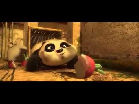 """Panda Po- """"where did i come from?"""""""