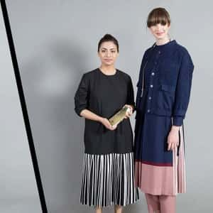 Antar-Agni And Bodice Named Best In The Indian Sub-Continent And Middle East Quick Take The winners of 2016/17 International Woolmark Prize Indian Subcontinent and Middle East are *drum rolls* Indian designers Antar-Agni and Bodice. That's right folks, these two designers just s...