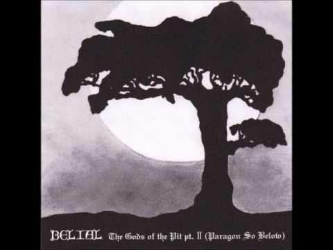 BELIAL - The Gods of the Pit pt. II (Paragon So Below) ◾ (EP 1993, blackened death metal from Finland)