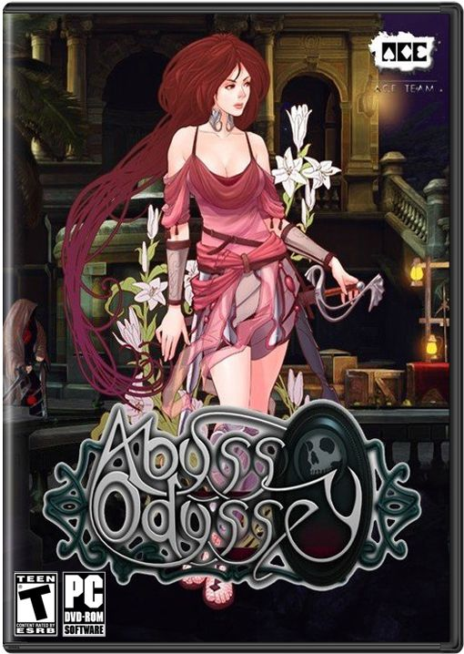 Abyss Odyssey box art. Get Abyss Odyssey on Steam: http://store.steampowered.com/app/255070 PlayStation4: https://www.playstation.com/en-us/games/abyss-odyssey-extended-dream-edition-ps4 PlayStation3: https://www.playstation.com/en-us/games/abyss-odyssey-ps3 Xbox360: https://marketplace.xbox.com/Product/Abyss-Odyssey/66acd000-77fe-1000-9115-d80258411427 #ACETeam #AbyssOdyssey #VideoGames #Gaming #IndieDev #IndieGame #PCGame #Fighting #BeatEmUp #AtlusUSA #PS4 #PS3 #VideoGamesArt #GamesArt
