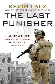 Check out this new book!  You won't be able to put it down! The Last Punisher By Kevin Lacz, Ethan Rocke and Lindsey Lacz