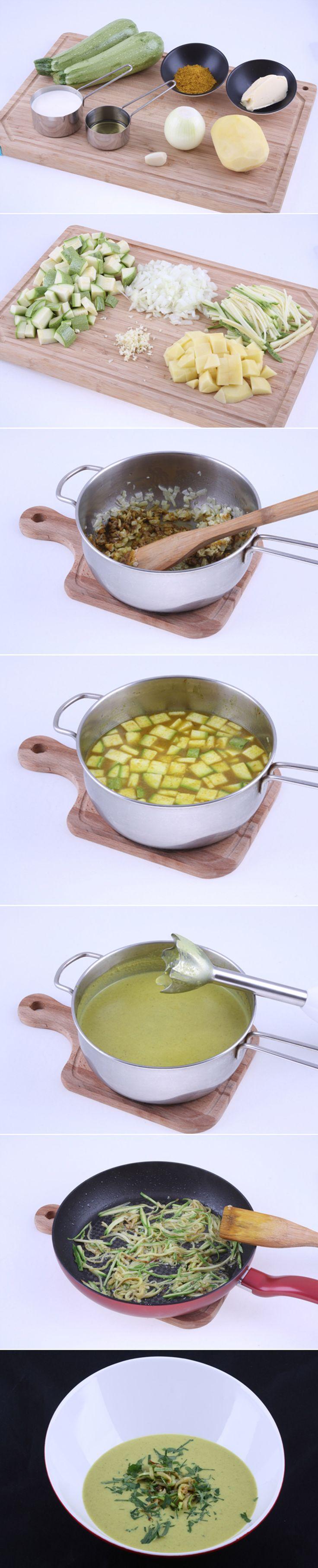 Суп-крем из кабачков с карри. Очень быстрый, легкий в приготовлении и низкокалорийный суп, который не потребует от вас особых кулинарных навыков. Его нежные вкус и консистенция обязательно понравятся гурманам, а карри придаст ему неповторимый аромат и изысканный вкус. Ингредиенты и способ приготовления блюда вы можете увидеть в...http://vk.com/dinnerday; http://instagram.com/dinnerday #суп #кулинария #крем #кабачки #карри #еда #рецепт #dinnerday #food #cook #recipe #soup #cream #curry…