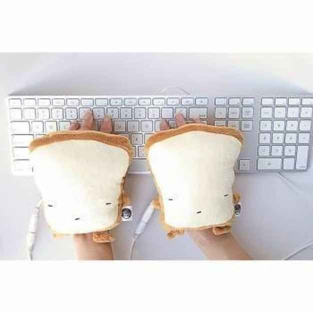These adorable hand warmers. | 22 Ingenious Products That Will Make Your Workday So Much Better