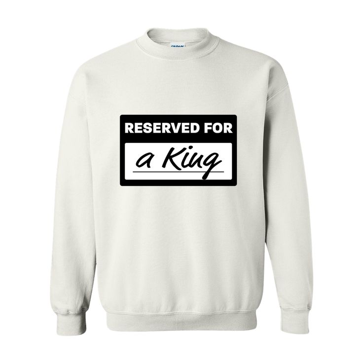 Reserved For Sweatshirt