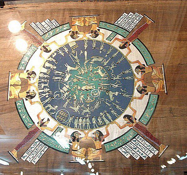 'Demon Star' Algol In Focus -  Millennia Old Astronomical Secret Revealed ... aka ... the Dendera Zodiac?  Read more: http://www.messagetoeagle.com/millenniaoldastrosecretrev.php#ixzz2xJhtUU98
